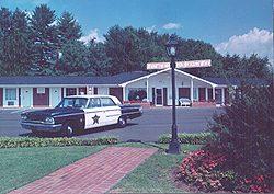 Mayberry motor inn mount airy north carolina for Mayberry motor inn mt airy nc